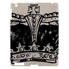 Crown 1515871 1280 Apple Ipad 3/4 Hardshell Case