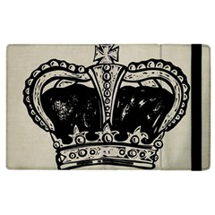 Crown 1515871 1280 Apple Ipad 3/4 Flip Case