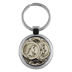 Young 1515867 1280 Key Chains (round)