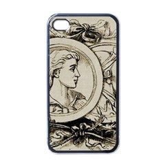 Young 1515867 1280 Apple Iphone 4 Case (black)