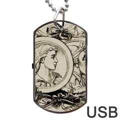 Young 1515867 1280 Dog Tag Usb Flash (two Sides)