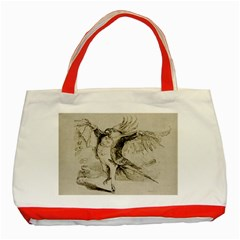 Bird 1515866 1280 Classic Tote Bag (red)