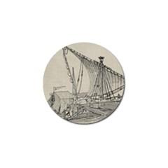 Ship 1515860 1280 Golf Ball Marker (10 Pack)