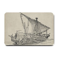 Ship 1515860 1280 Small Doormat