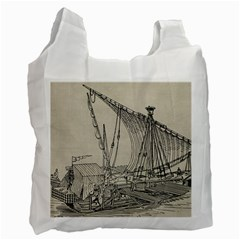 Ship 1515860 1280 Recycle Bag (one Side)