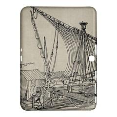 Ship 1515860 1280 Samsung Galaxy Tab 4 (10 1 ) Hardshell Case