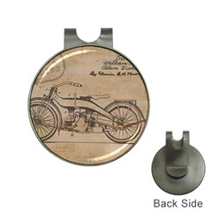 Motorcycle 1515873 1280 Hat Clips With Golf Markers
