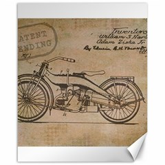 Motorcycle 1515873 1280 Canvas 16  X 20