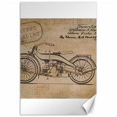 Motorcycle 1515873 1280 Canvas 20  X 30