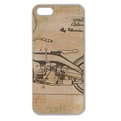 Motorcycle 1515873 1280 Apple Seamless Iphone 5 Case (clear)
