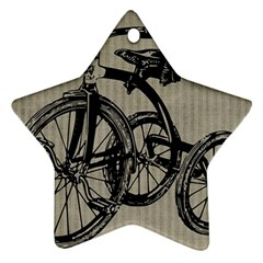 Tricycle 1515859 1280 Ornament (star)