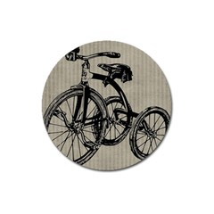 Tricycle 1515859 1280 Magnet 3  (round)