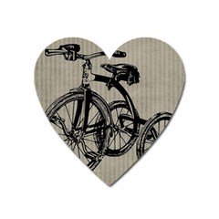 Tricycle 1515859 1280 Heart Magnet