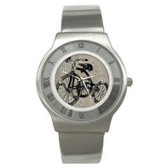 Tricycle 1515859 1280 Stainless Steel Watch