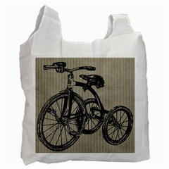 Tricycle 1515859 1280 Recycle Bag (two Side)