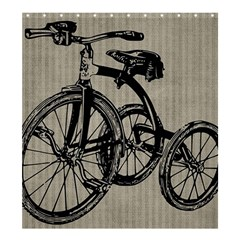 Tricycle 1515859 1280 Shower Curtain 66  X 72  (large)