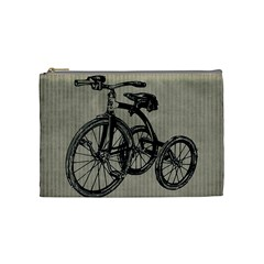 Tricycle 1515859 1280 Cosmetic Bag (medium)