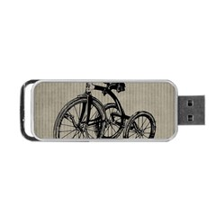 Tricycle 1515859 1280 Portable Usb Flash (one Side)