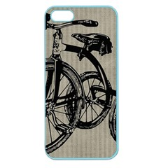 Tricycle 1515859 1280 Apple Seamless Iphone 5 Case (color)