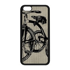 Tricycle 1515859 1280 Apple Iphone 5c Seamless Case (black)