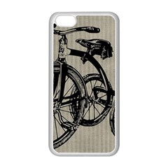 Tricycle 1515859 1280 Apple Iphone 5c Seamless Case (white)