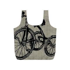 Tricycle 1515859 1280 Full Print Recycle Bags (s)