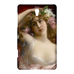 Victorian Lady In Pink Samsung Galaxy Tab S (8 4 ) Hardshell Case