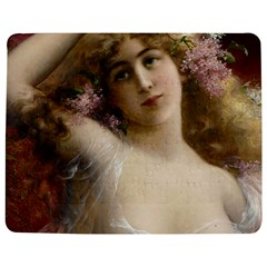 Victorian Lady In Pink Jigsaw Puzzle Photo Stand (rectangular)