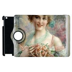 Vintage 1501577 1280 Apple Ipad 3/4 Flip 360 Case