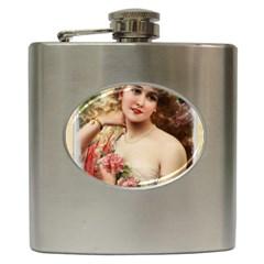 Vintage 1501576 1280 Hip Flask (6 Oz)