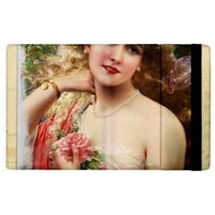 Vintage 1501576 1280 Apple Ipad 3/4 Flip Case