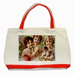 Vintage 1501556 1920 Classic Tote Bag (red)