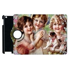 Vintage 1501556 1920 Apple Ipad 3/4 Flip 360 Case