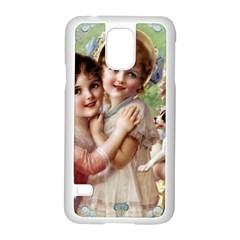 Vintage 1501556 1920 Samsung Galaxy S5 Case (white)