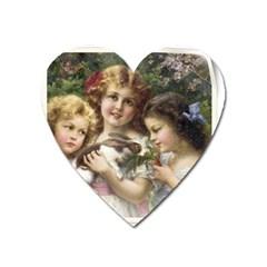 Vintage 1501558 1280 Heart Magnet