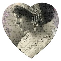 Vintage 1501540 1920 Jigsaw Puzzle (heart)