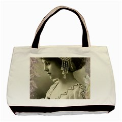 Vintage 1501540 1920 Basic Tote Bag (two Sides)