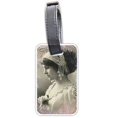 Vintage 1501540 1920 Luggage Tags (two Sides)