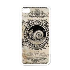 Snail 1618209 1280 Apple Iphone 4 Case (white)