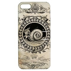 Snail 1618209 1280 Apple Iphone 5 Hardshell Case With Stand