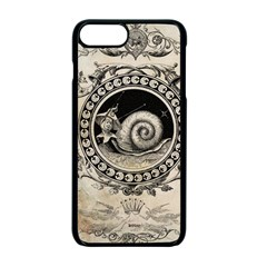 Snail 1618209 1280 Apple Iphone 7 Plus Seamless Case (black)