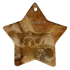 Background 1660940 1920 Star Ornament (two Sides)