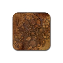 Background 1660920 1920 Rubber Square Coaster (4 Pack)