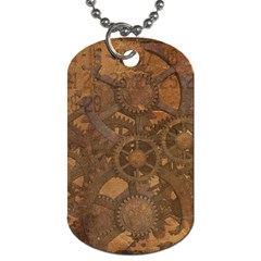 Background 1660920 1920 Dog Tag (two Sides)