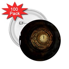 Steampunk 1636156 1920 2 25  Buttons (100 Pack)