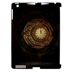 Steampunk 1636156 1920 Apple Ipad 3/4 Hardshell Case (compatible With Smart Cover)