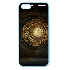 Steampunk 1636156 1920 Apple Seamless Iphone 5 Case (color)