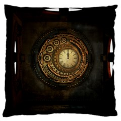 Steampunk 1636156 1920 Large Flano Cushion Case (one Side)