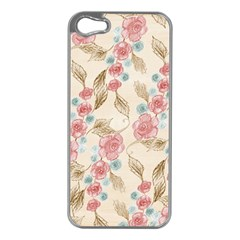 Background 1659247 1920 Apple Iphone 5 Case (silver)
