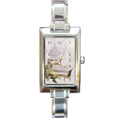 Background 1659612 1920 Rectangle Italian Charm Watch